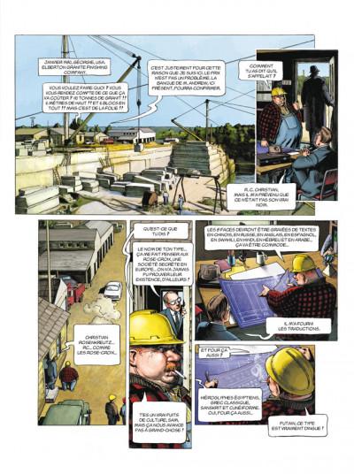 Page 1 L'histoire secrète tome 22
