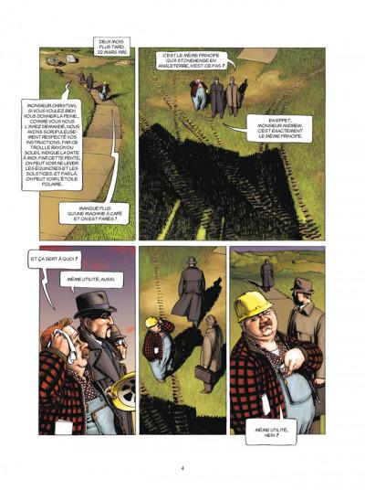 Page 2 L'histoire secrète tome 22