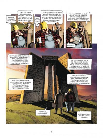 Page 3 L'histoire secrète tome 22