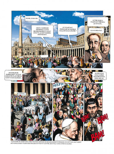 Page 4 L'histoire secrète tome 22
