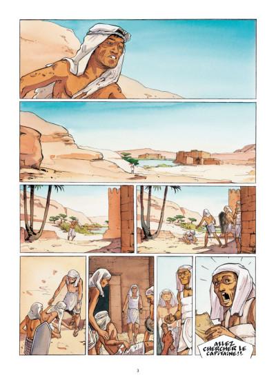 Page 1 sur les terres d'horus tome 8 - imeni ou la resur
