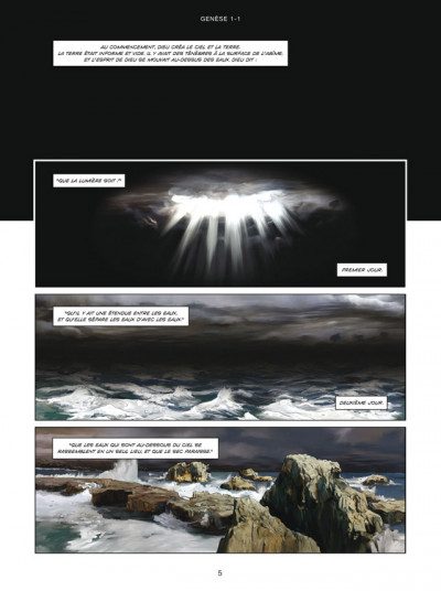 Page 1 la bible, l'ancien testament - l'exode tome 1