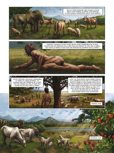 Page 3 la bible, l'ancien testament - l'exode tome 1