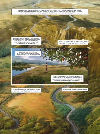 Page 4 la bible, l'ancien testament - l'exode tome 1