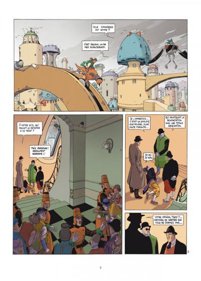 Page 1 Horologiom T.6 - le ministère de la peur
