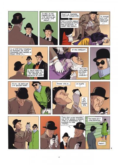 Page 2 Horologiom T.6 - le ministère de la peur
