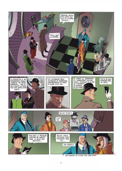 Page 3 Horologiom T.6 - le ministère de la peur