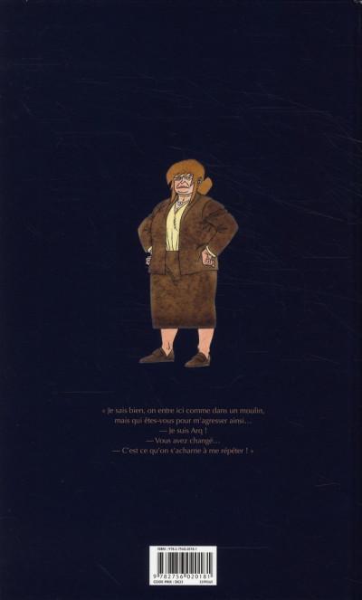 Dos arq tome 13 - détectives