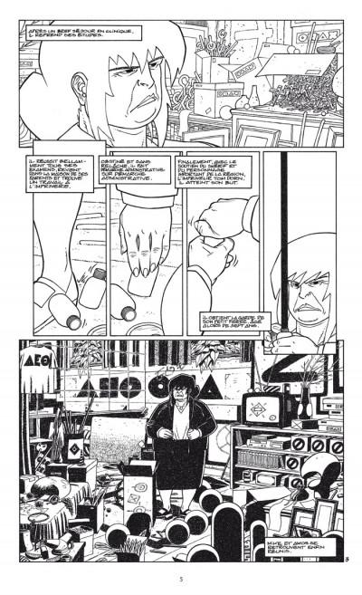 Page 3 arq tome 13 - détectives