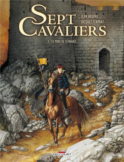 image de sept cavaliers tome 3 - le pont de sépharée