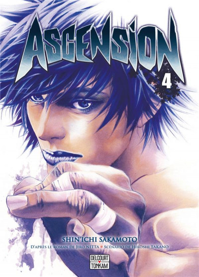 Couverture ascension tome 4