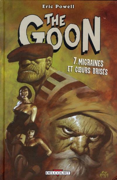 Couverture the goon tome 7 - migraines et coeurs brisés