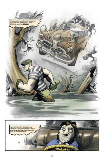 Page 2 the goon tome 7 - migraines et coeurs brisés