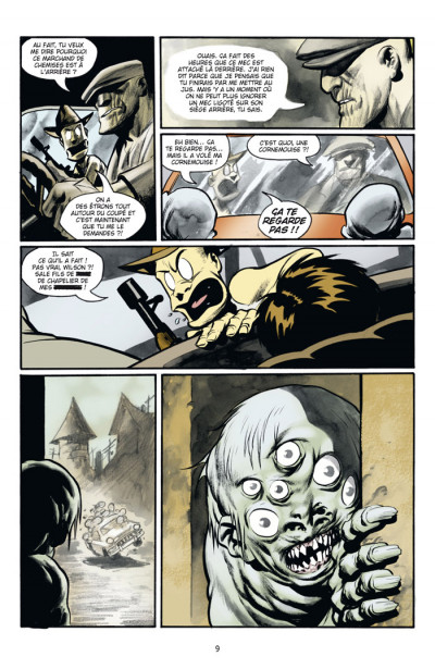 Page 3 the goon tome 7 - migraines et coeurs brisés