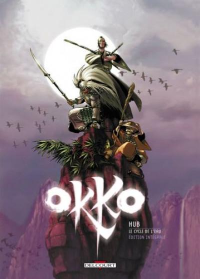 Couverture Okko - le cycle de l'eau - intégrale tome 1 et tome 2