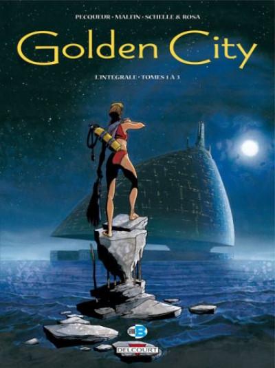 image de golden city - intégrale tome 1 à tome 3