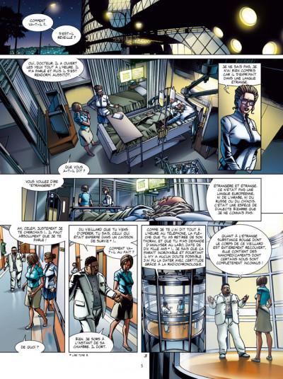 Page 3 Arctica T.4 - révélations