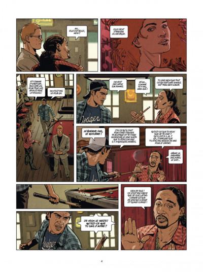 Page 2 milo tome 3 - soldats à terre