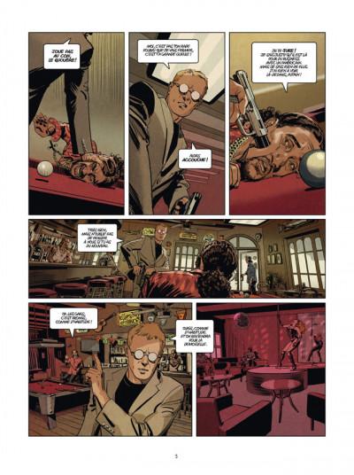 Page 3 milo tome 3 - soldats à terre