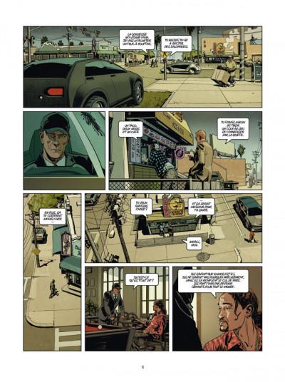 Page 4 milo tome 3 - soldats à terre