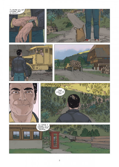 Page 2 les ailes de plomb tome 7 - tout a une fin