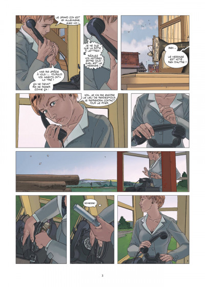 Page 3 les ailes de plomb tome 7 - tout a une fin