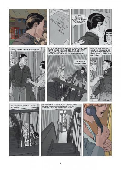 Page 4 les ailes de plomb tome 7 - tout a une fin