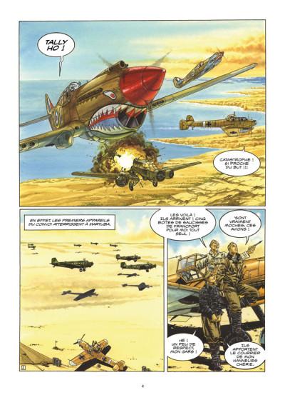 Page 2 faucon du désert tome 2 hal far