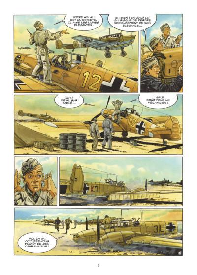 Page 3 faucon du désert tome 2 hal far