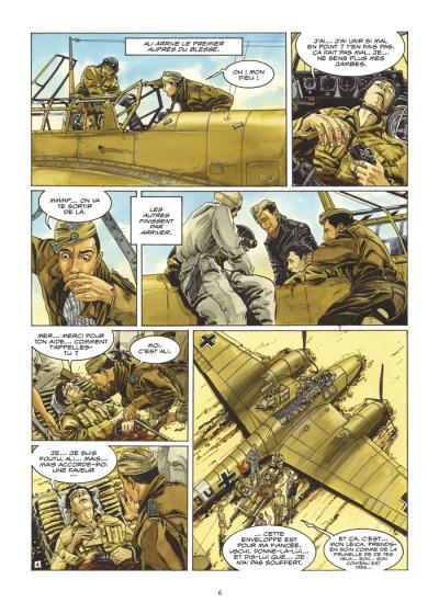 Page 4 faucon du désert tome 2 hal far