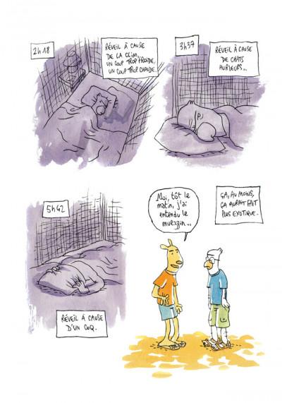 Page 1 Les petits riens de Lewis Trondheim tome 5 - le robinet musical