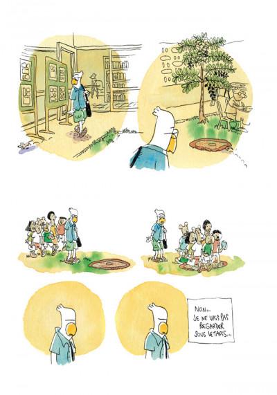 Page 2 Les petits riens de Lewis Trondheim tome 5 - le robinet musical