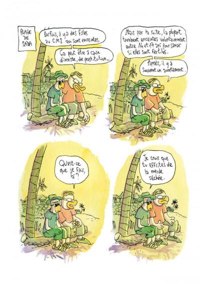 Page 3 Les petits riens de Lewis Trondheim tome 5 - le robinet musical