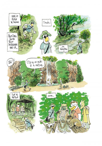 Page 4 Les petits riens de Lewis Trondheim tome 5 - le robinet musical