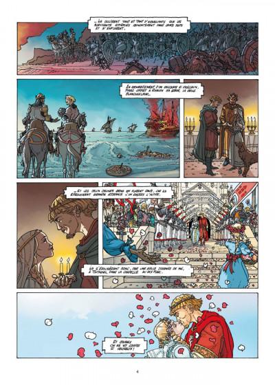 Page 2 Tintagel tome 1 - Yseut la blonde