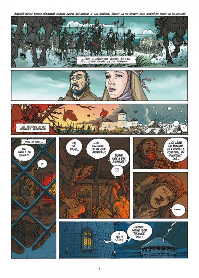 Page 4 Tintagel tome 1 - Yseut la blonde
