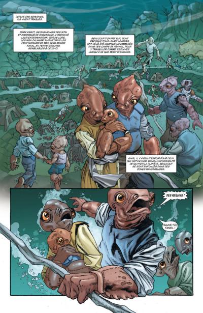 Page 1 star wars - legacy tome 6 - renégat
