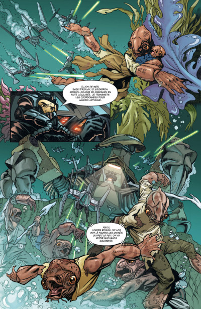 Page 2 star wars - legacy tome 6 - renégat