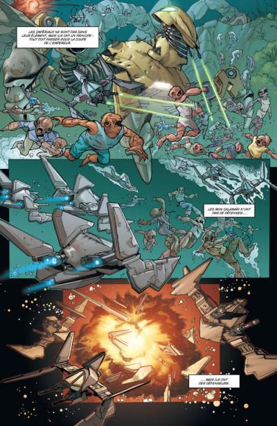 Page 3 star wars - legacy tome 6 - renégat