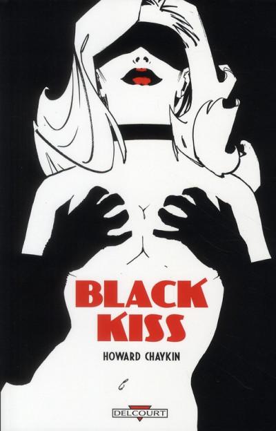 Couverture black kiss