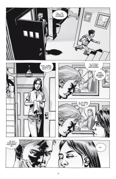 Page 3 walking dead tome 10 - vers quel avenir ?