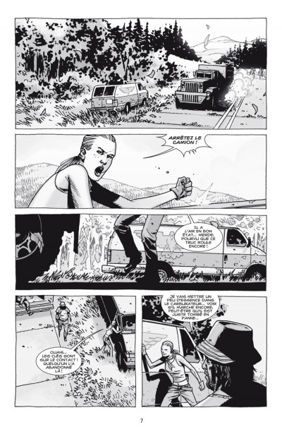 Page 1 walking dead tome 11 - les chasseurs