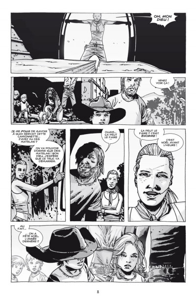 Page 2 walking dead tome 11 - les chasseurs