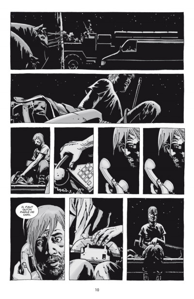 Page 4 walking dead tome 11 - les chasseurs