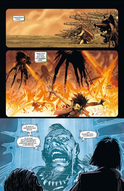 Page 4 star wars - invasion tome 1 - réfugiés