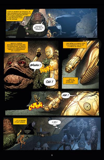 Page 2 star wars infinities tome 3 - le retour du jedi