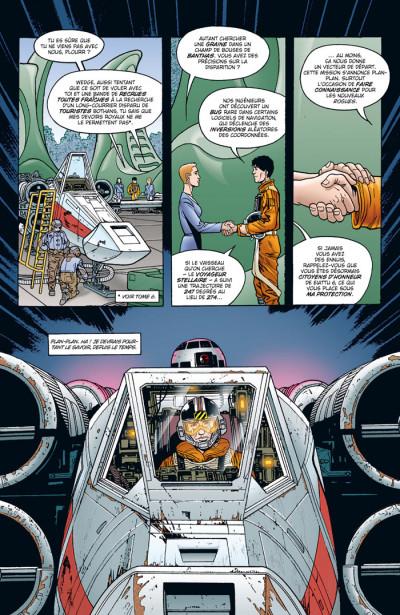 Page 1 star wars x-wing rogue squadron tome 7 - requiem pour un pilote