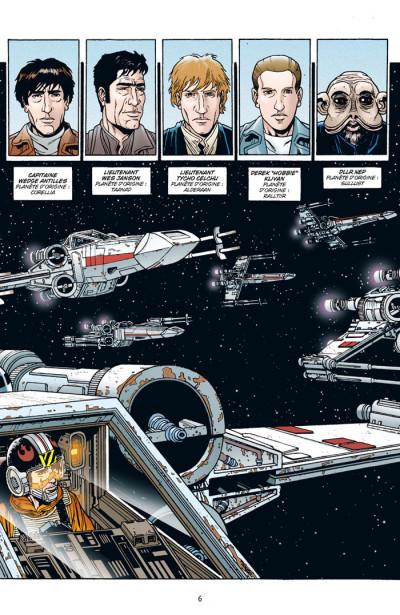 Page 2 star wars x-wing rogue squadron tome 7 - requiem pour un pilote