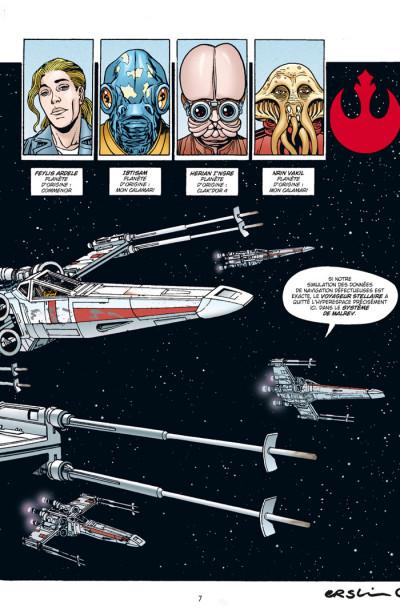 Page 3 star wars x-wing rogue squadron tome 7 - requiem pour un pilote