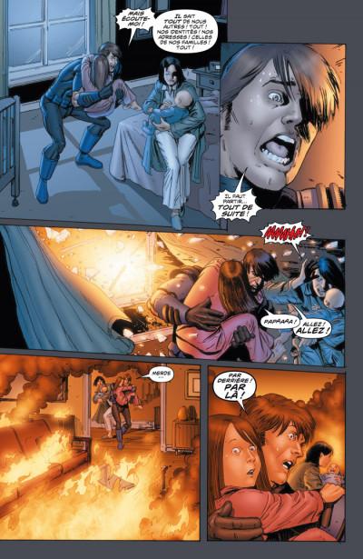 Page 3 irrécupérable tome 1 - sans retour